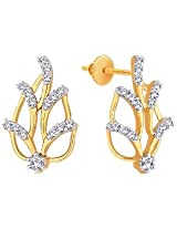 Gili Diamond & Gold Earring - OEM748