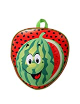 BagsRus Kids Polyester School Bags Multicolor Smiling Watermelon