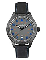 Nautica Analog Black Dial Men's Watch  - NTA11110G