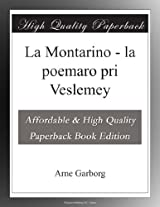 La Montarino - la poemaro pri Veslemey
