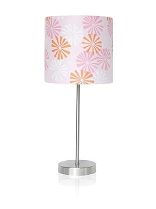 Nova Soliel Lamp, Pink