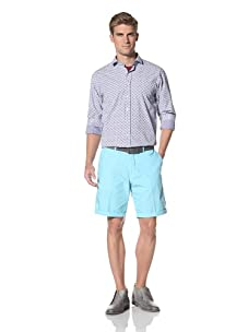 Scott James Men's Carmen Shirt (Navy)
