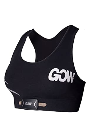 GOW Pack Top + Monitor + Calcetines (Negro)