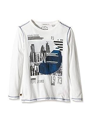 Pepe Jeans London Camiseta Manga Larga Tobias