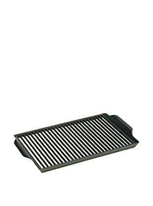Lodge Logic Pre-Seasoned Cast Iron Barbecue Grill/Grate, 11