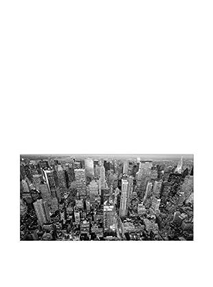 ArtopWeb Panel de Madera Looking Up Fifth Avenue