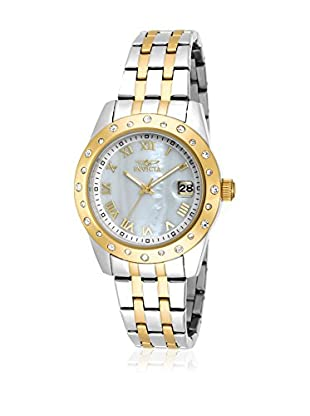 Invicta Watch Reloj de cuarzo Woman 17489 36 mm