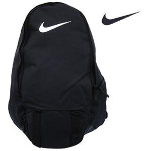 Nike BA3368-067 Black Unisex Football Backpack