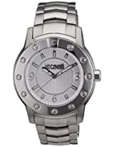 Just Cavalli Analog Silver Dial Women's Watch - R7253661015