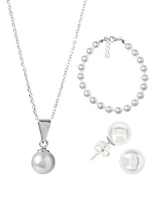 MUSAVENTURA Conjunto  Pearls  Blanco