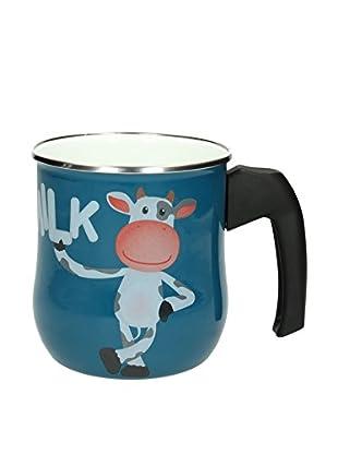Tognana Kleiner Topf Mr. Milk Muuu Blu