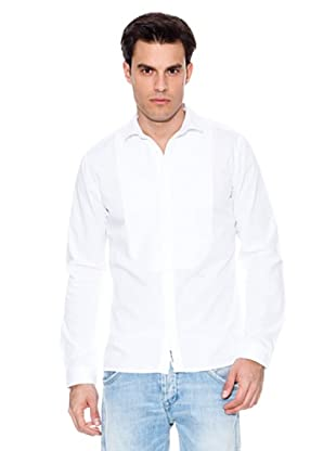 Pepe Jeans London Camisa Clooney (Blanco)