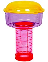 Taiyo Pluss Discovery Funny Tower Hamster Toys, 6 inch X 5 inch