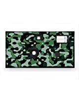 Camouflage Disposable Camera Case Pack 10