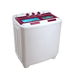 Godrej 7.2 Kg GWS 7202 PPI Top Loading Semi-Automatic Washing Machine-Blue & Maroon
