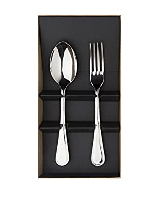 Guy DeGrenne 2-Piece Confidence Serving Set, Mirror