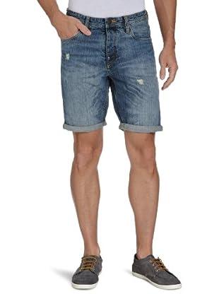 JACK & JONES Jeans Shorts (Azul)
