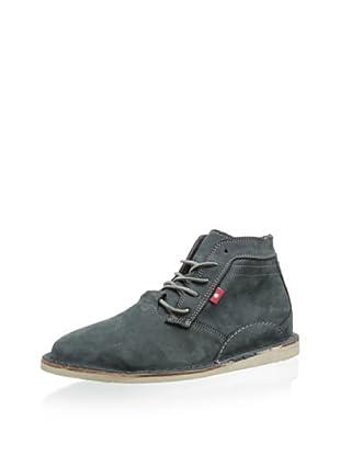 Oliberte Men's Zimbo Chukka Boot (Dark Grey)