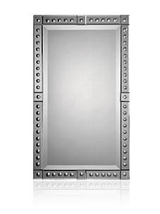 Bevelled Circle Mirror