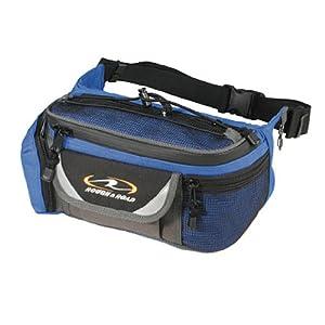 ラフ&ロード ラフウエストバッグ  容量4.4L ロイヤルブルー RR6700