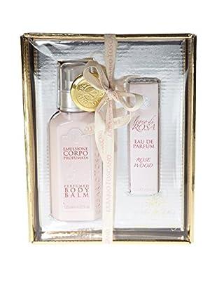 Erbario Toscano Rose Wood 2-Piece Eau de Parfum & Body Balm Gift Set