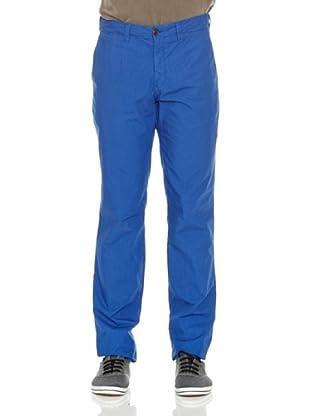 Franklin & Marshall Pantalón Colbert 4 Bolsillos (Azul)