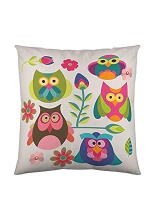 Valentina Kissenbezug Owls