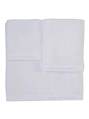 Angel Schlesser Set, 3 teilig Handtücher