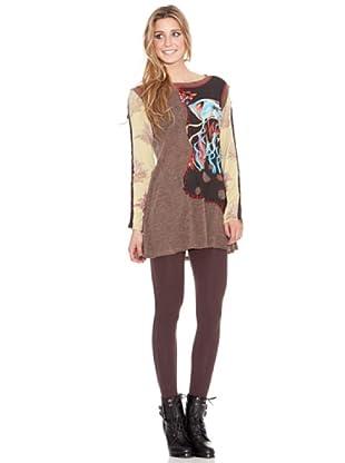 HHG Vestido Ivana (marrón)