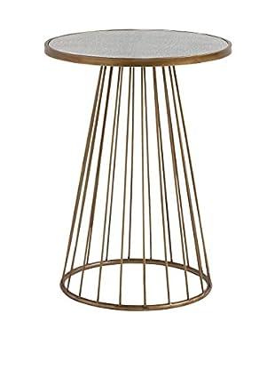 Mercana Steelton Gold II Metal Table