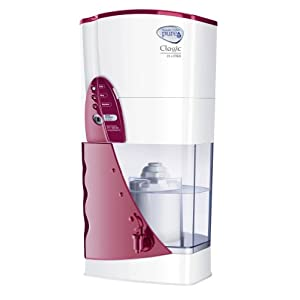 Pureit Classic Water Purifier-Red