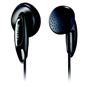 Philips SHE1360/97 Headphone (Black)