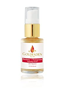 Goldfaden Blueberry & Pomegranate Hydrating Serum, 1 oz
