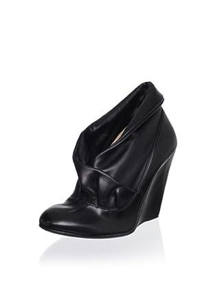 Jerome C. Rousseau Women's Savoye Wedge Bootie (Black)