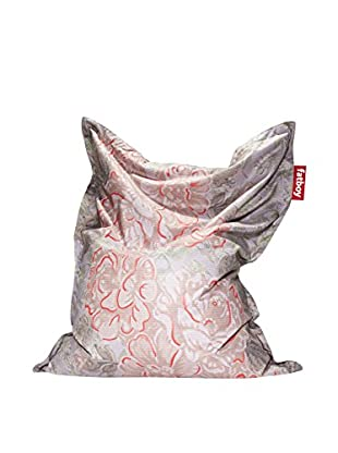 Famous Beanbag Maker Large Special Small Beanbag, Floral Red