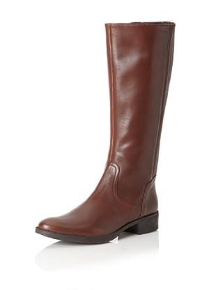 Geox Women's Mendi Boot (Chestnut)