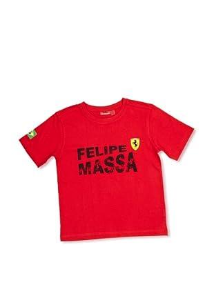 Ferrari Camiseta Massa (Rojo)