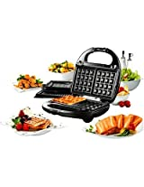Nova NSM 2403 3 In 1 Snack Magic (Black)