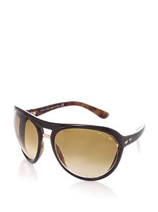 Tom Ford Women's Milo TF73 Sunglasses (Brown/Tortoise)