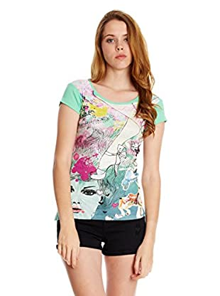 SideCar Camiseta Manga Corta Hera