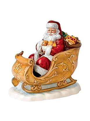 Royal Doulton 2014 Christmas Annual Santa's Sleigh Figurine