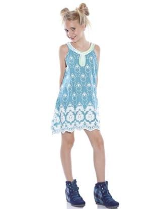 Custo Vestido Bluette (Turquesa)