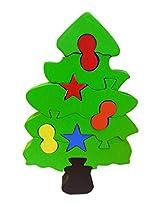 Skillofun Christmas Tree Take Apart Puzzle