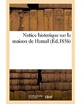 Notice Historique Sur La Maison de Hamal