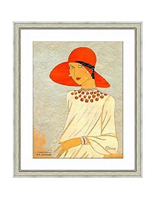 Art Source Pastel Fashion Print III, Multi