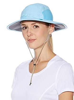 Mountain Hardwear Sombrero Protector Solar Wide Brim (Azul)