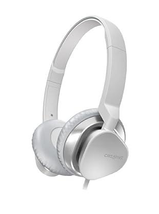 Creative Hitz MA2300 - Auriculares de diadema cerrados, color blanco