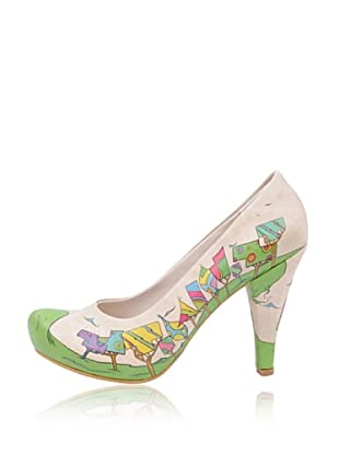 Dogo High Heel Escape (Creme)