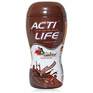 Acti Life Nutrition for Adults (Chocolate)