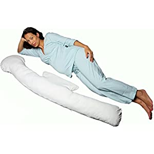 My Brest Friend 1001 3 in 1 Body Pillow-White